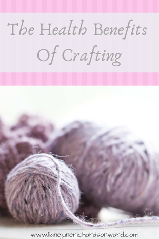 Benefits of Crafting for Mental Health
